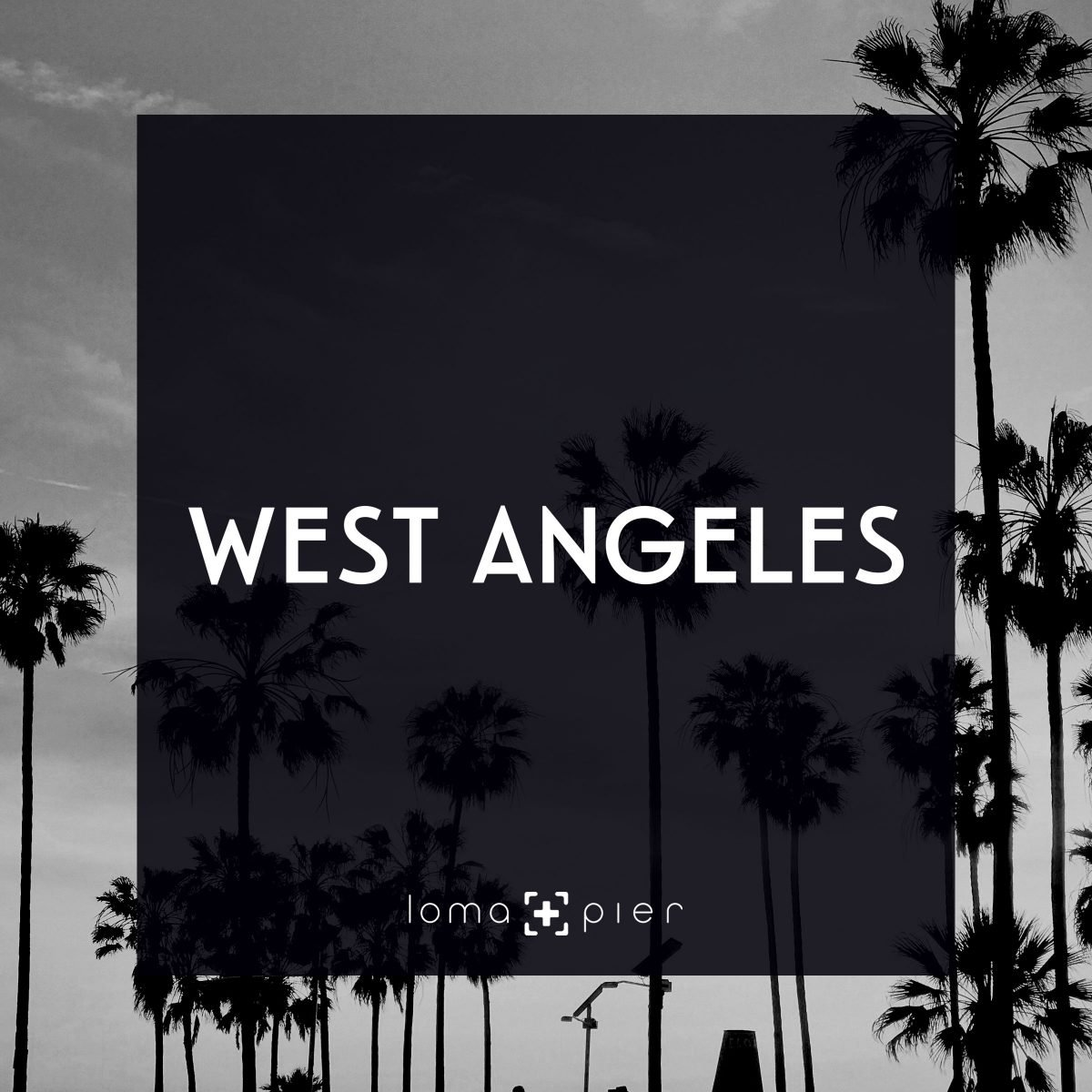 WEST ANGELES hat design by loma and pier hat shop