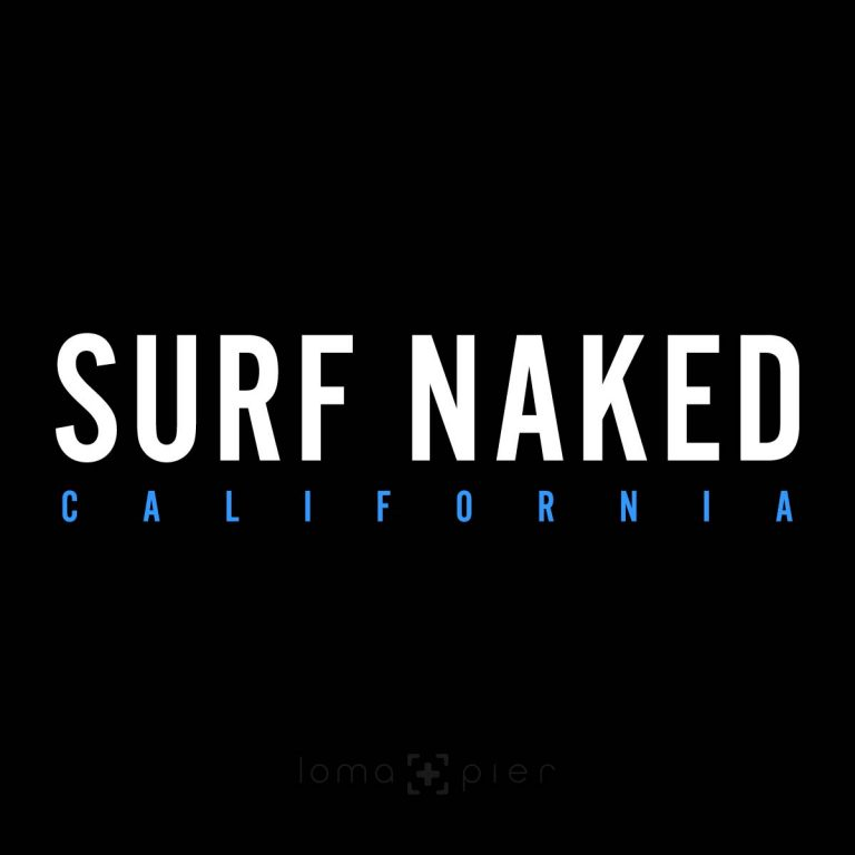 SURF NAKED CALIFORNIA by loma+pier hat store