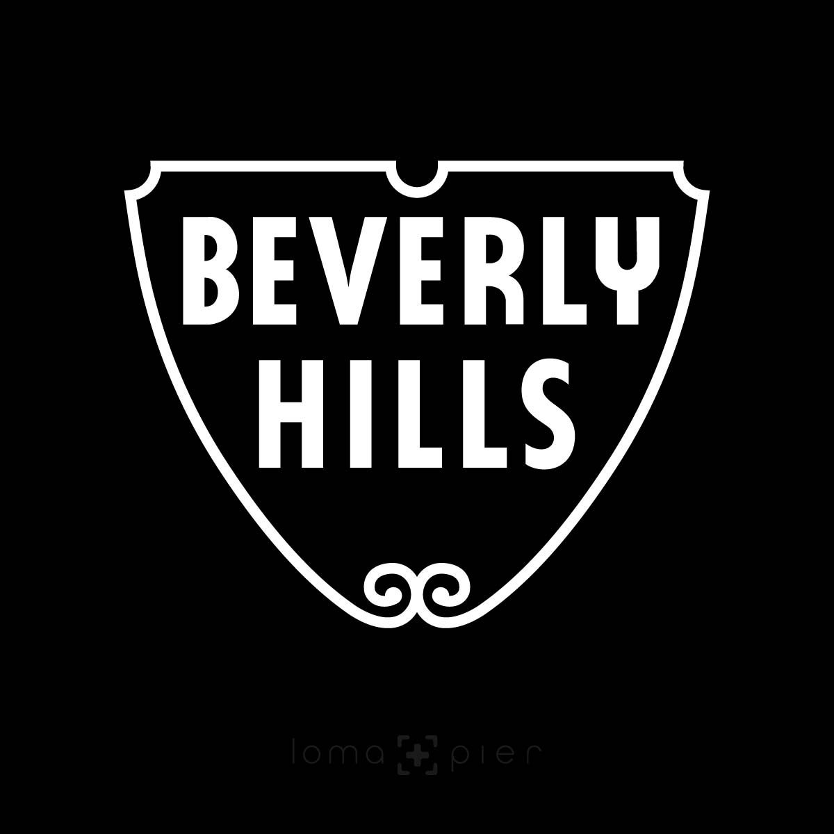 BEVERLY HILLS design by loma+pier