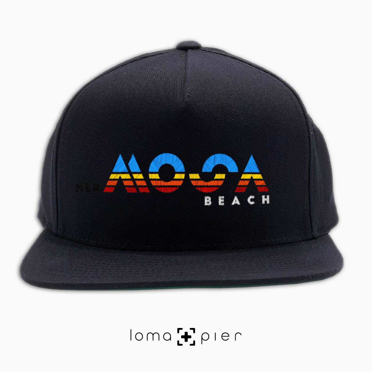 herMOSA beach hat by loma and pier hat shop