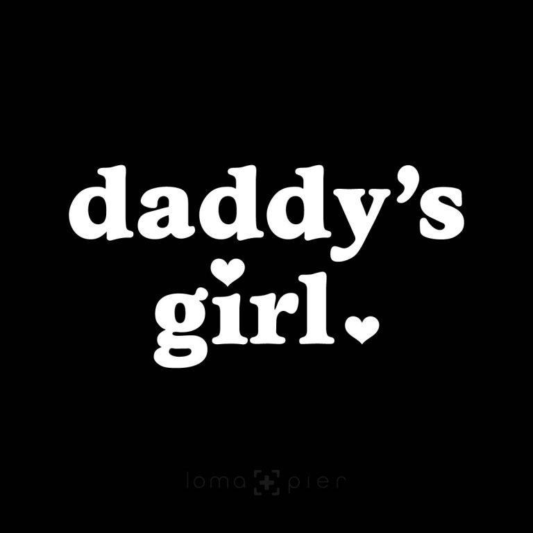 DADDY'S GIRL design by the loma+pier hat shop