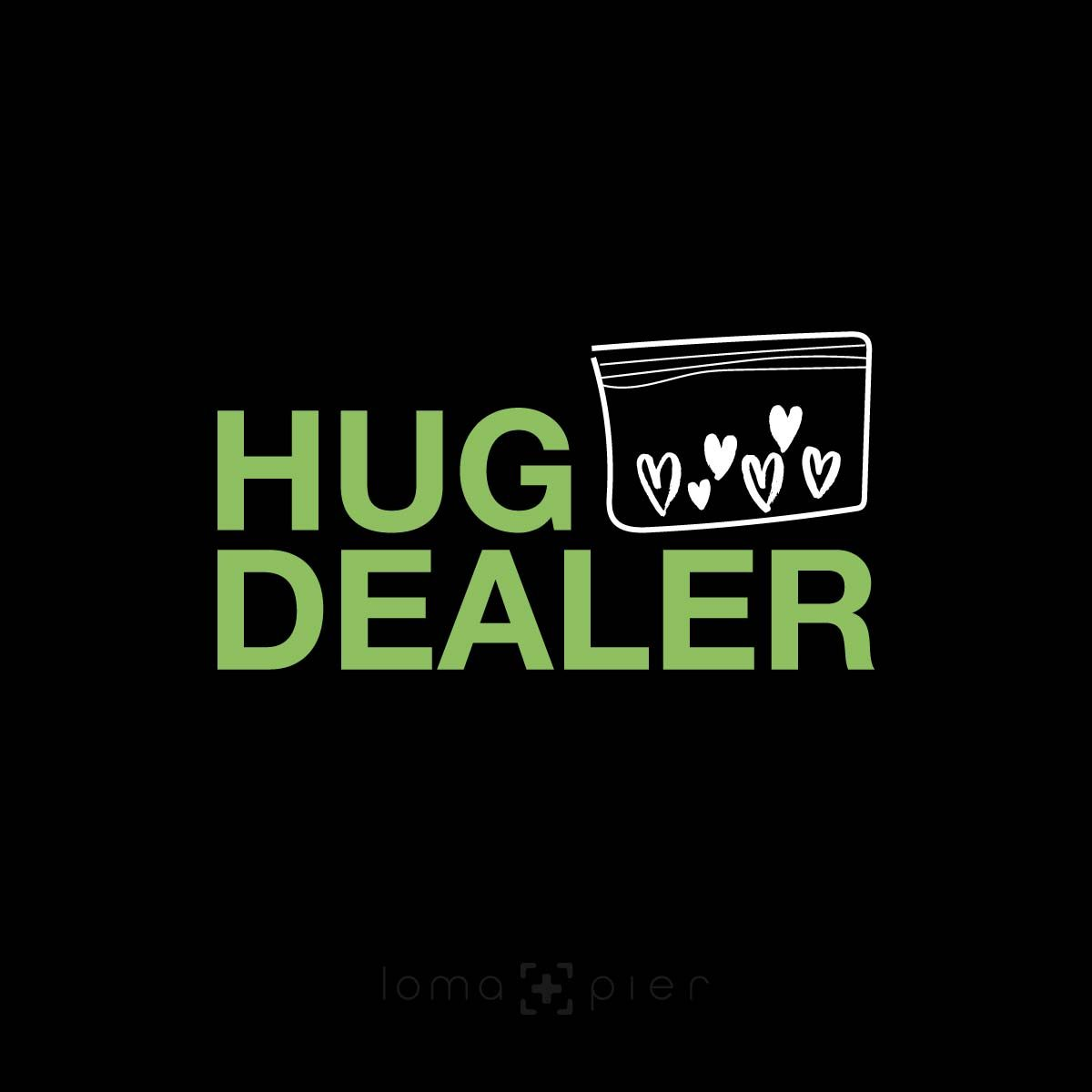 HUG DEALER design by loma+pier
