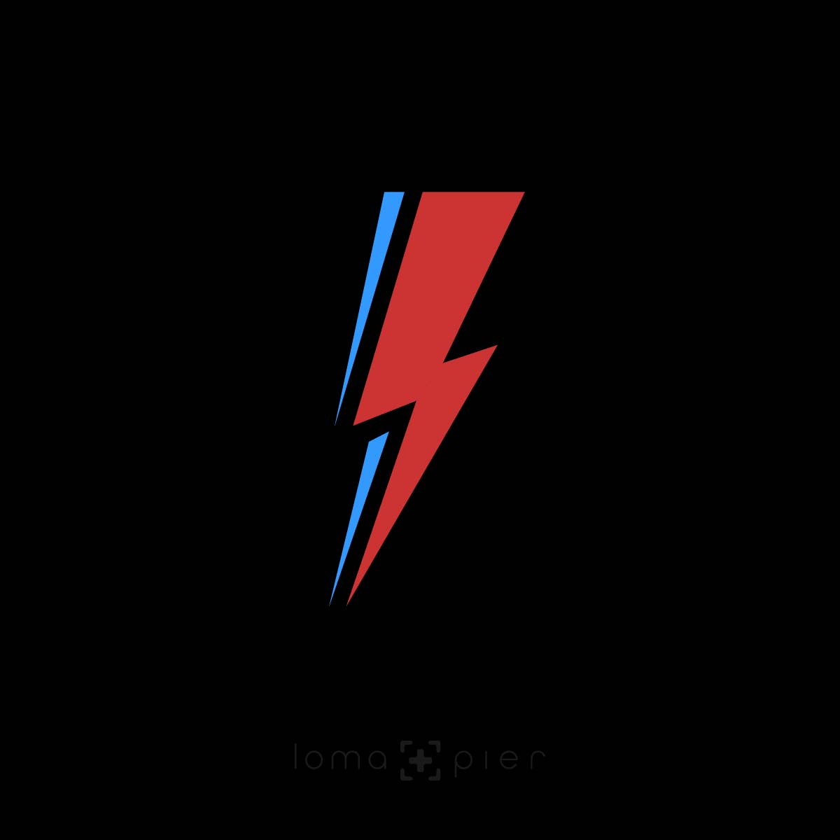 Lightning Bolt Design By Loma
