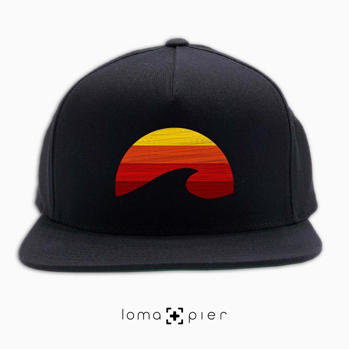 PACIFIC SUN hat in black by loma+pier hat store