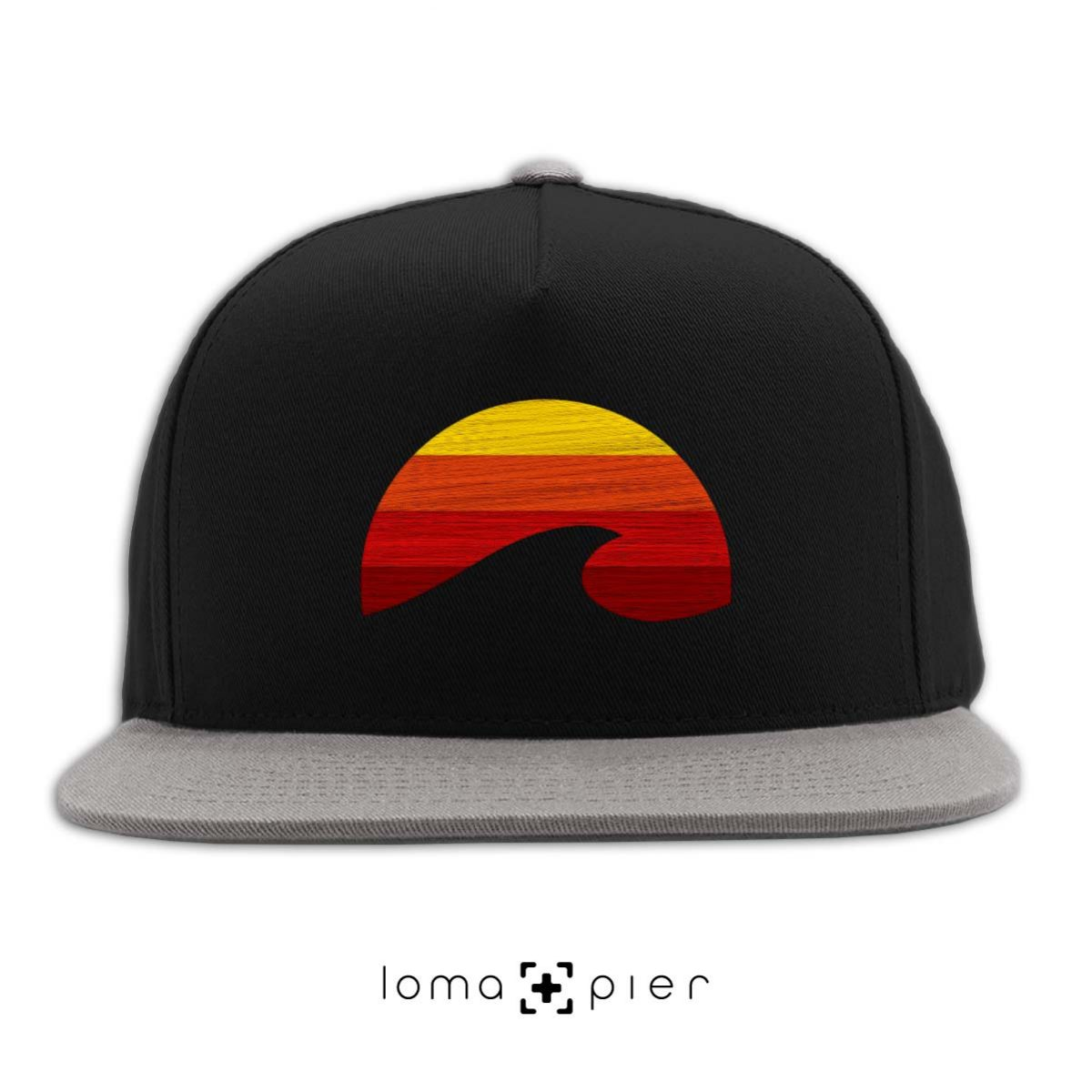 PACIFIC SUN hat in black grey by loma+pier hat store