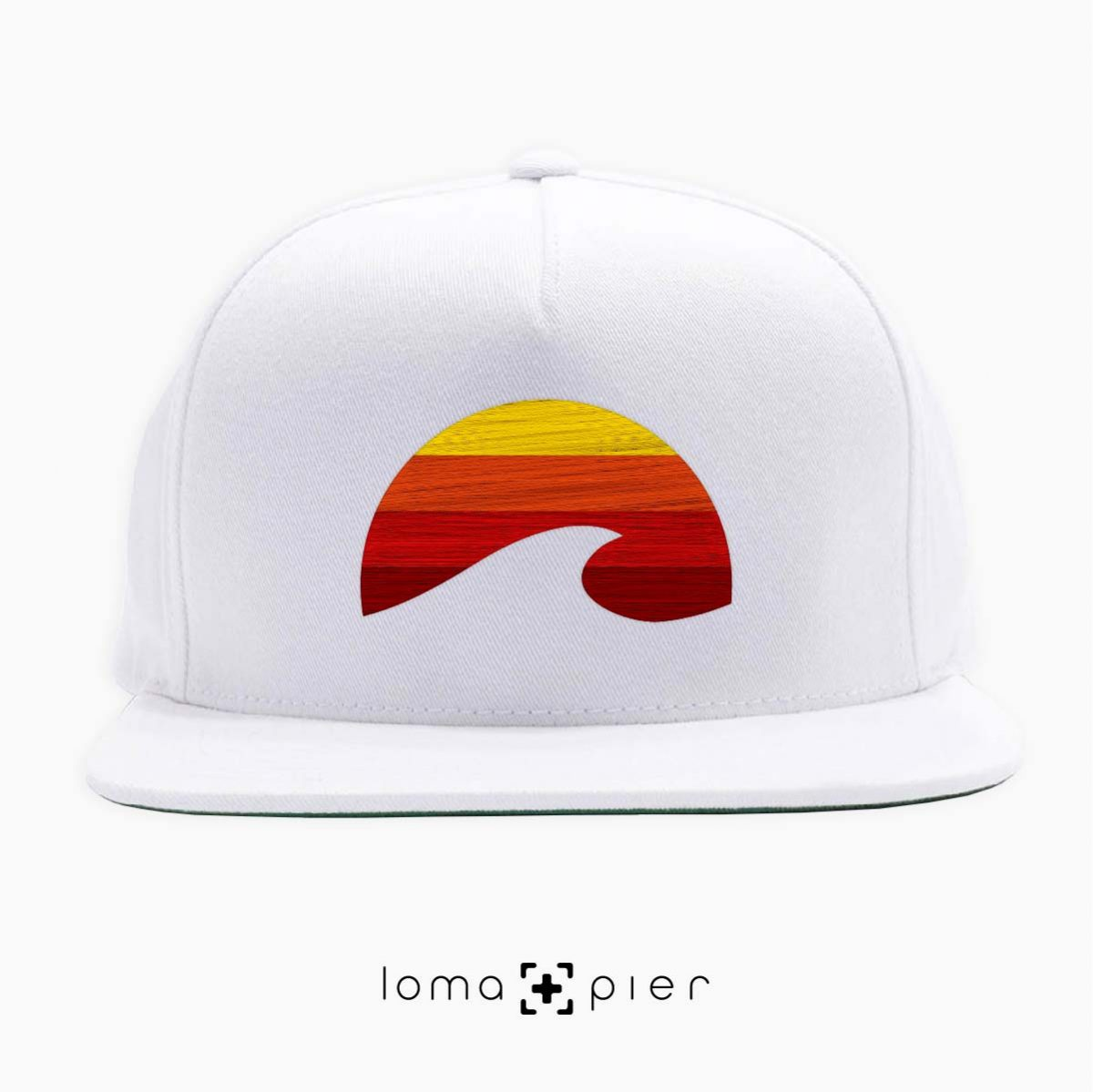 PACIFIC SUN hat in white by loma+pier hat store
