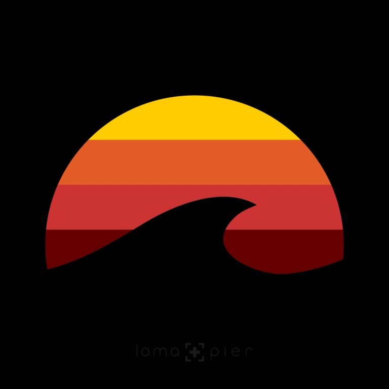 PACIFIC SUN icon design by loma+pier hat store
