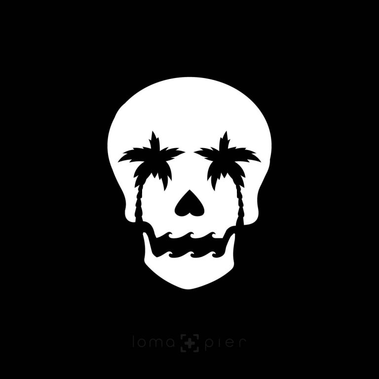 SKULL icon design by loma and pier hat shop