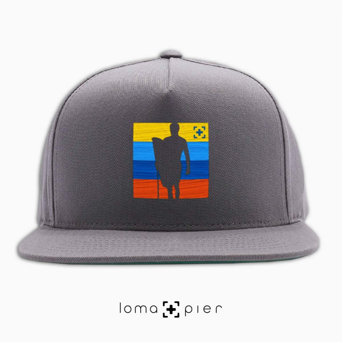 SON OF A BEACH surfer hat in grey by loma+pier hat store