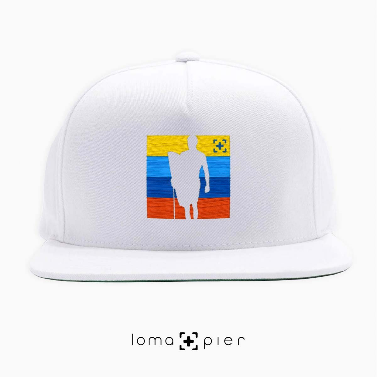 SON OF A BEACH surfer hat in white by loma+pier hat store