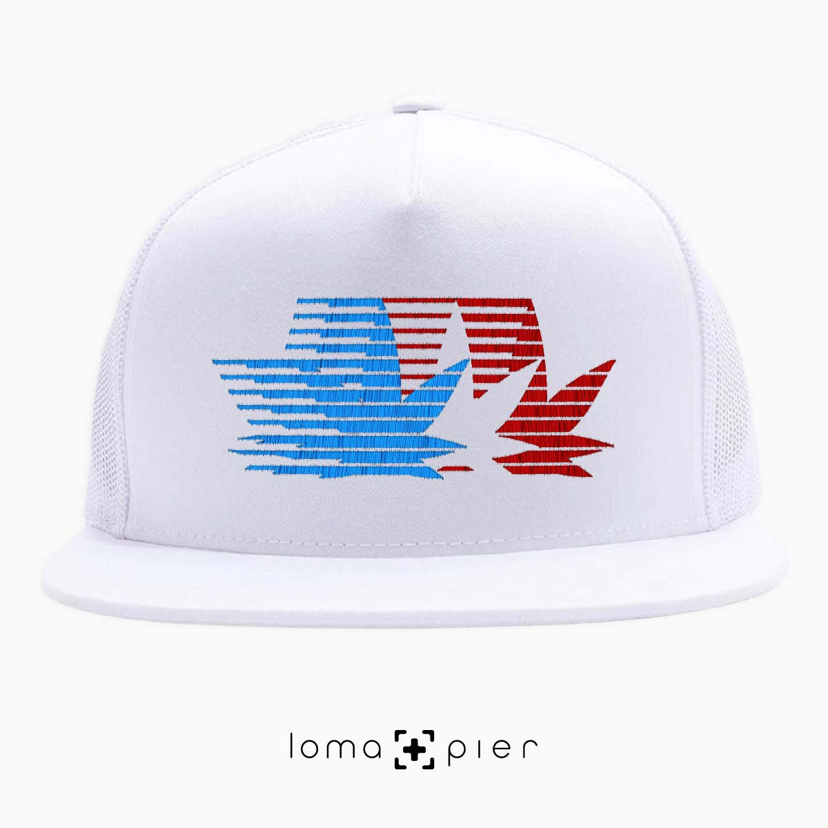 OLYMPICS WEED leaf netback hat by loma+pier hat shop